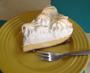 Lemon Meringue Pie close