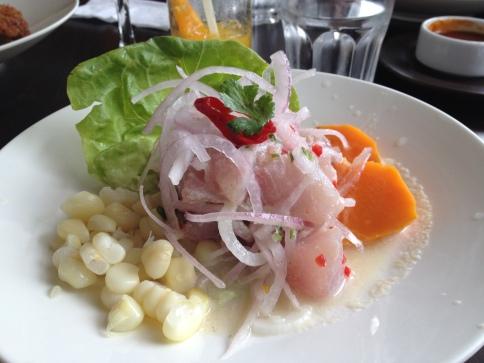 Ceviche, Tanta - Lima // The Little Edition