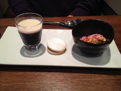 dessert trio lima