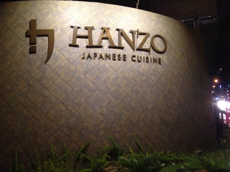 Hanzo sign