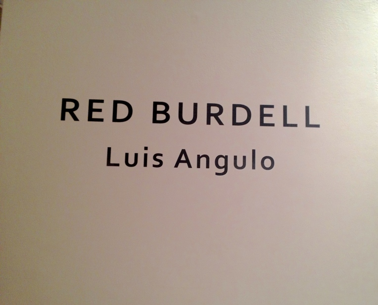 Red Burdell - Luis Angulo