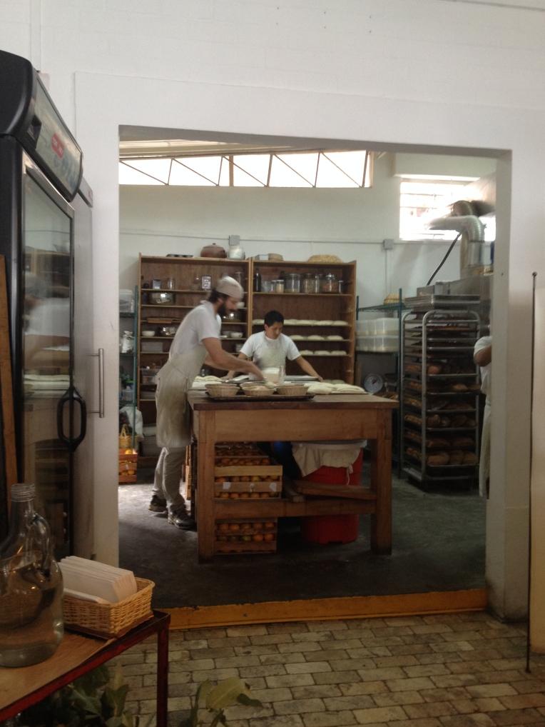open bakery