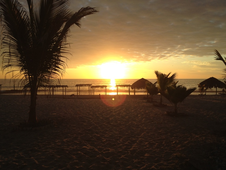 beach Punta Sal