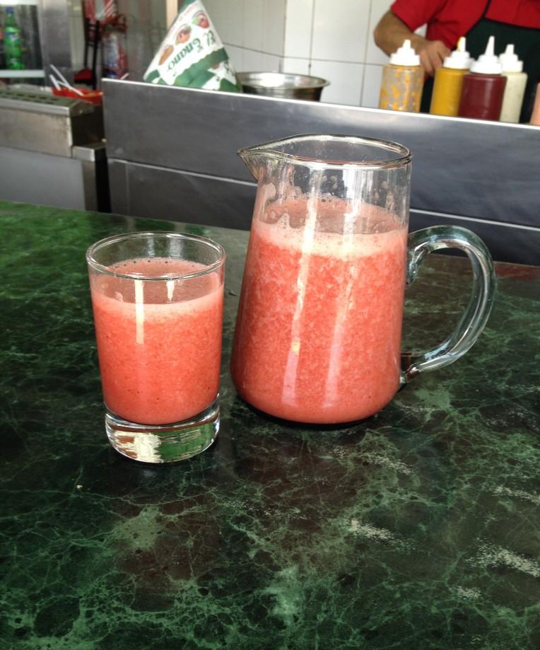 juice from El Enano