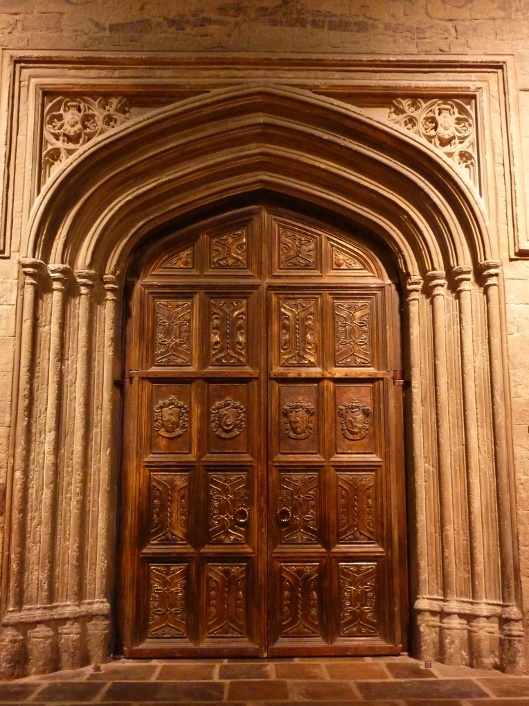 great hall door
