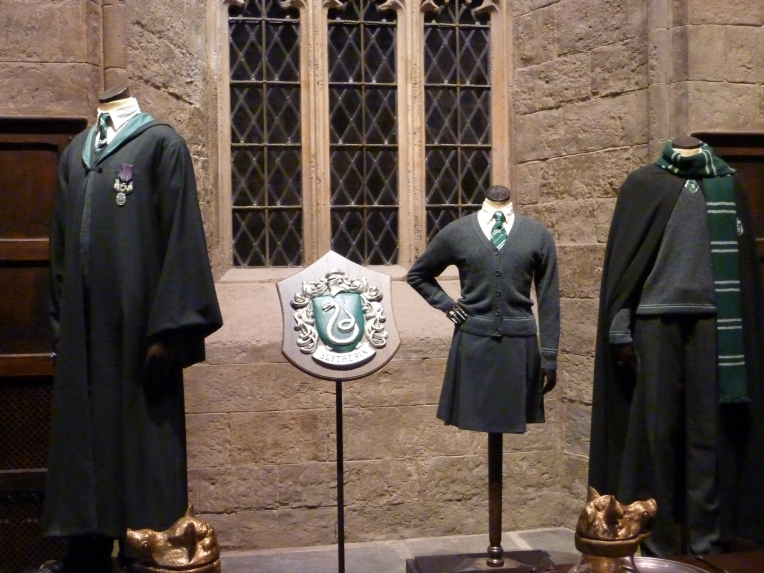 slytherin uniform