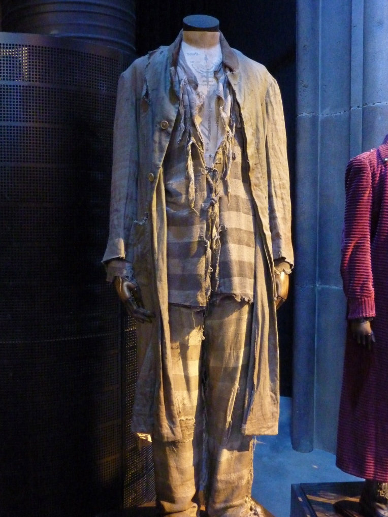 azkaban prison uniform