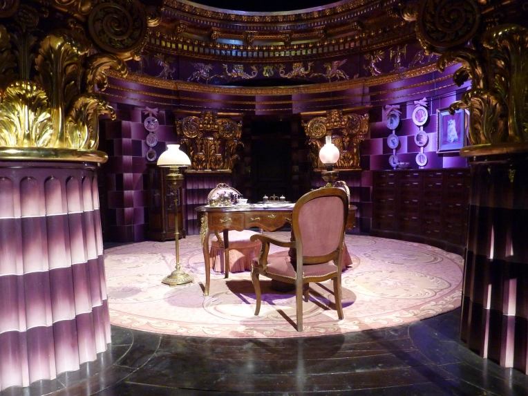 umbridge's office