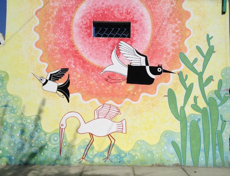 huanchaco mural