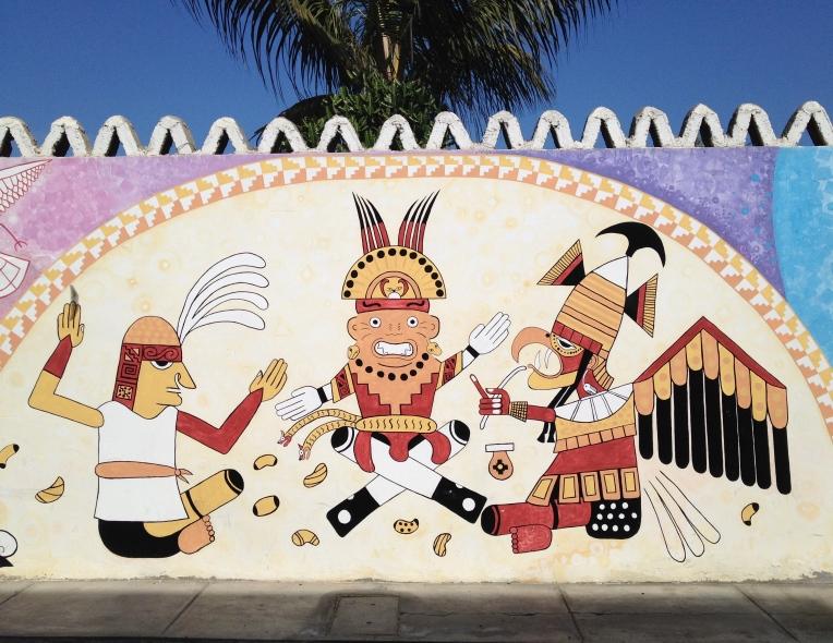 huanchaco art