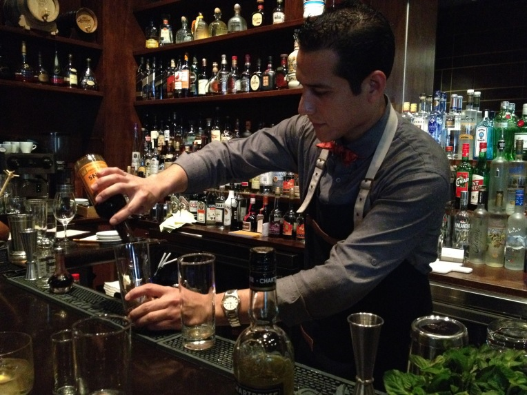 friendly barman - Malabar // asliceofperu