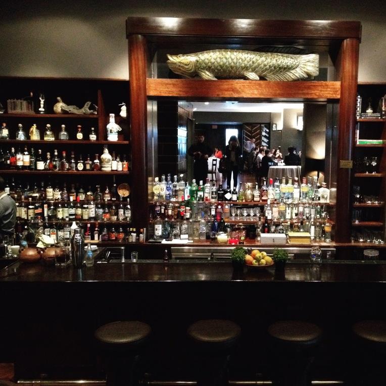 Bar - Malabar // asliceofperu
