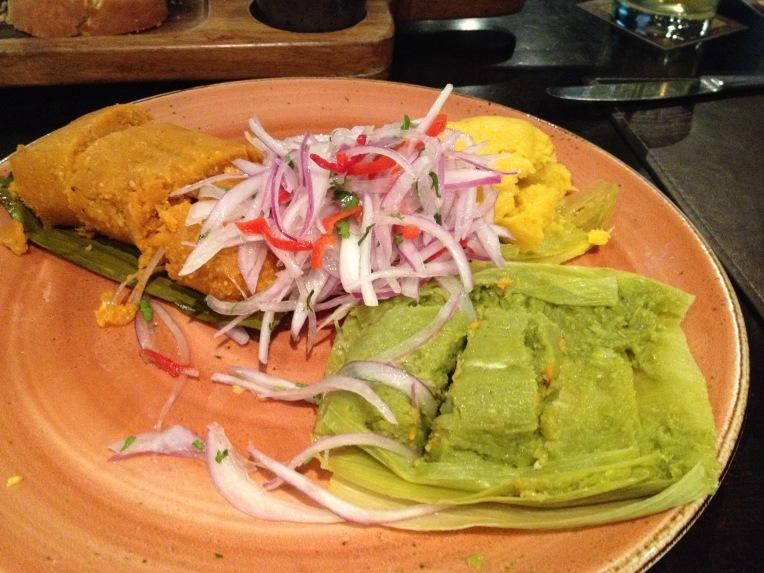 Trio de Tamales - Panchita // A Slice od Peru