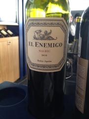 El Enemigo Malbec - ExpoVino // A Slice of Peru