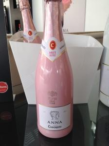 """Codorniu """"Anna"""" Brut Rose - ExpoVino // A Slice of Peru"""