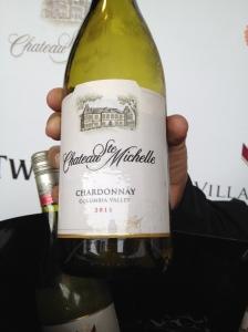 Chateau Ste. Michelle Chardonnay - ExpoVino // A Slice of Peru