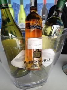 Durbanville Hills Sauvignon Blanc & Nederburg Late Harvest - ExpoVino // A Slice of Peru