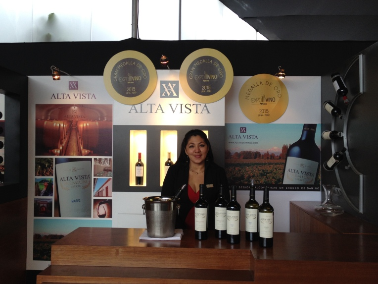 Alta Vista - ExpoVino // A Slice of Peru