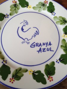 Granja Azul - ExpoVino // A Slice of Peru