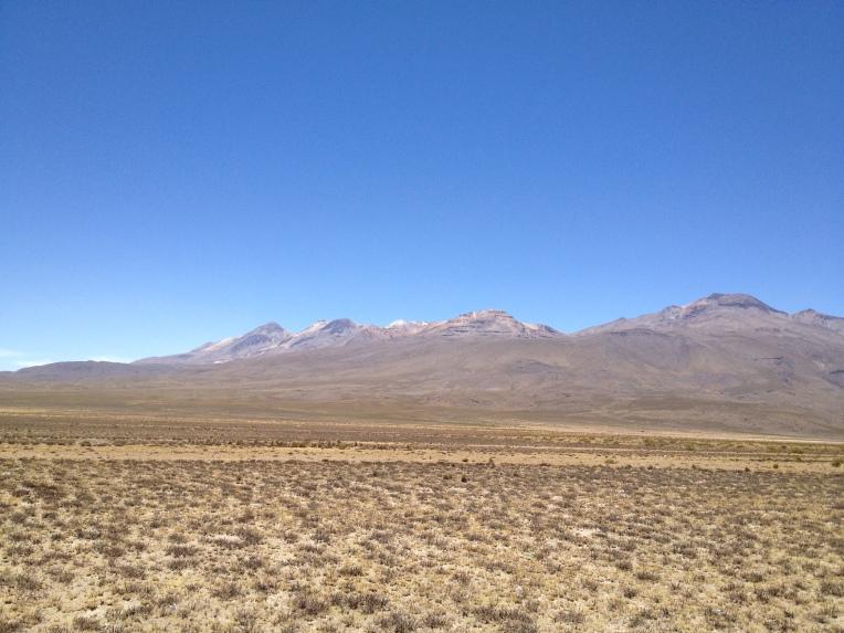 Arequipa landscape // A Slice of Peru