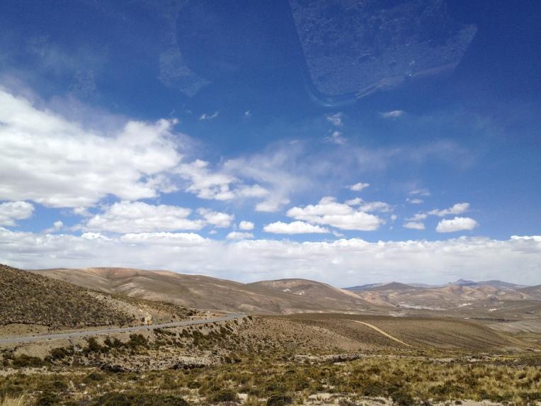 Reserva Nacional Aguada Blanca // A Slice of Peru