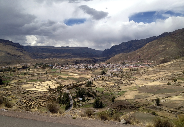 Colca Valley // A Slice of Peru