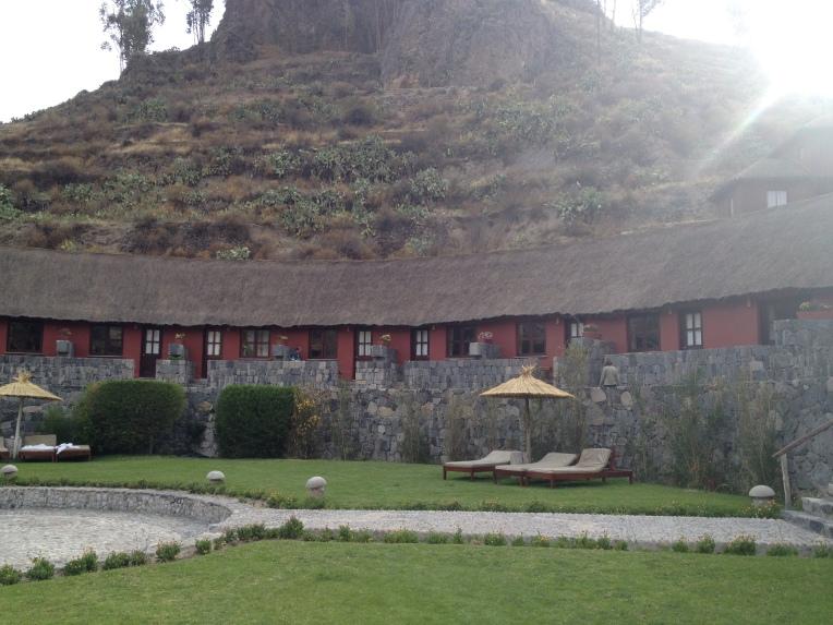 Colca Lodge rooms // A Slice of Peru