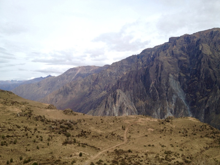 Colca Canyon // A Slice of Peru