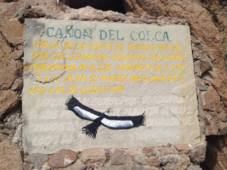Cañon del Colca