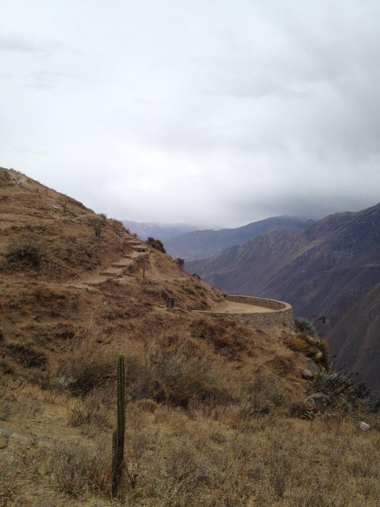 colca canyon // A Slice of Peru