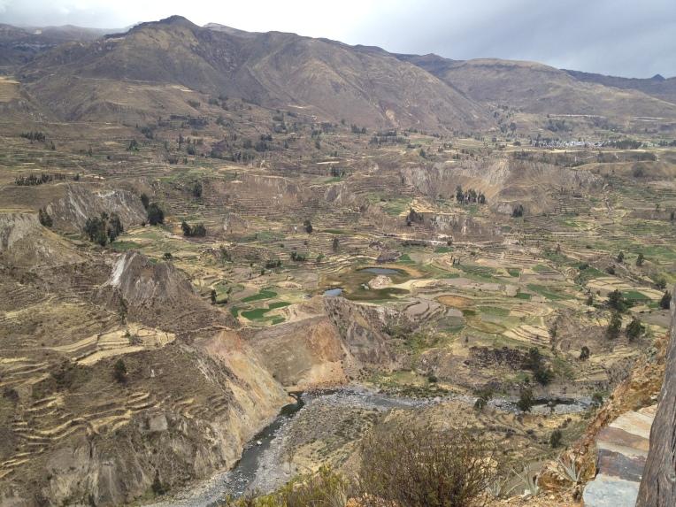 colca valley // A Slice of Peru