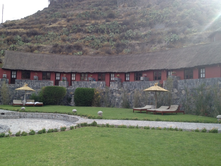 Colca Lodge rooms // A Slice of Peru