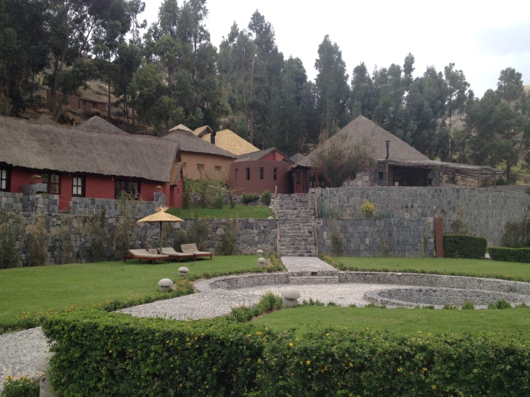 grounds - Colca Lodge // A Slice of Peru