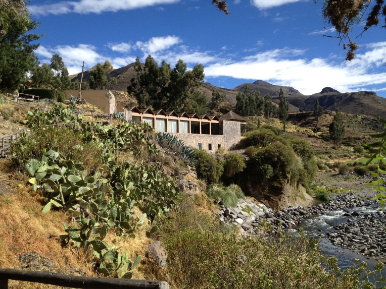 Spa - Colca Lodge // A Slice of Peru
