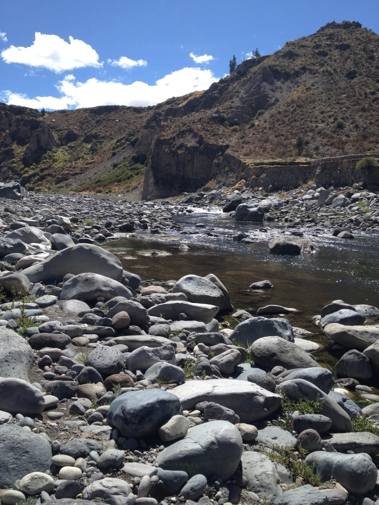 River Colca // A Slice of Peru