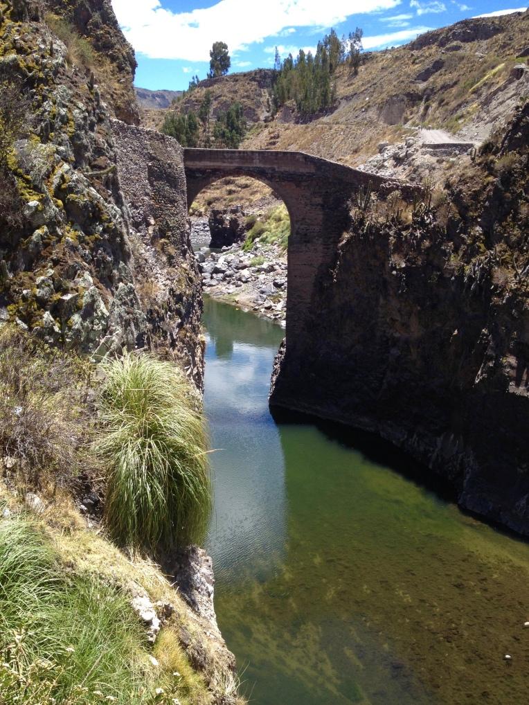 Colca River // A Slice of Peru