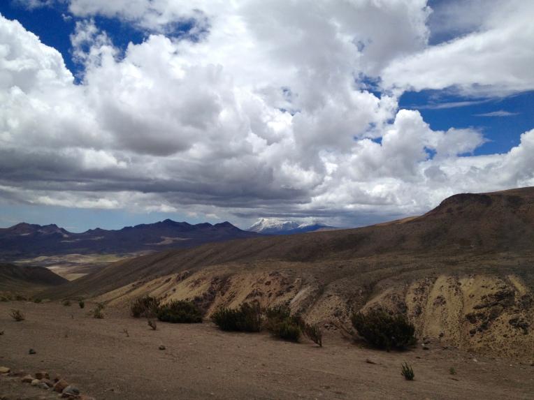 Mountains around Arequipa // A Slice of Peru