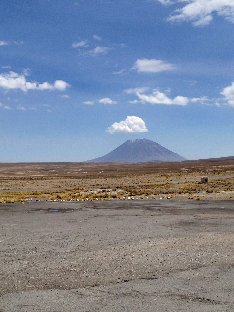Volcano - Arequipa // A Slice of Peru