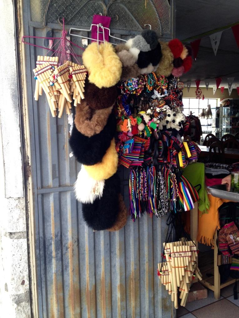 souvenirs - Chinitos Patahuasi // A Slice of Peru