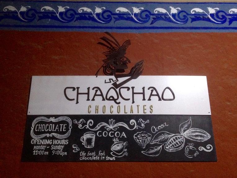 Chaqchao // A Slice of Peru