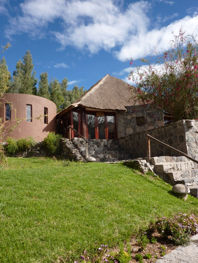 main building - Colca Lodge // A Slice of Peru