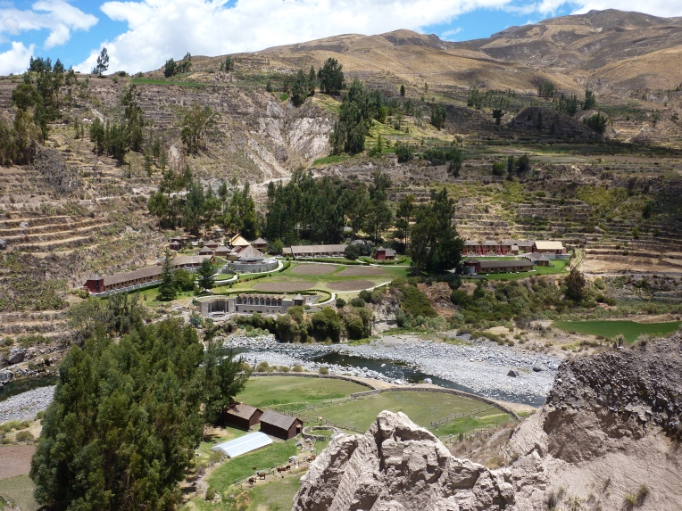 Colca Lodge // A Slice of Peru