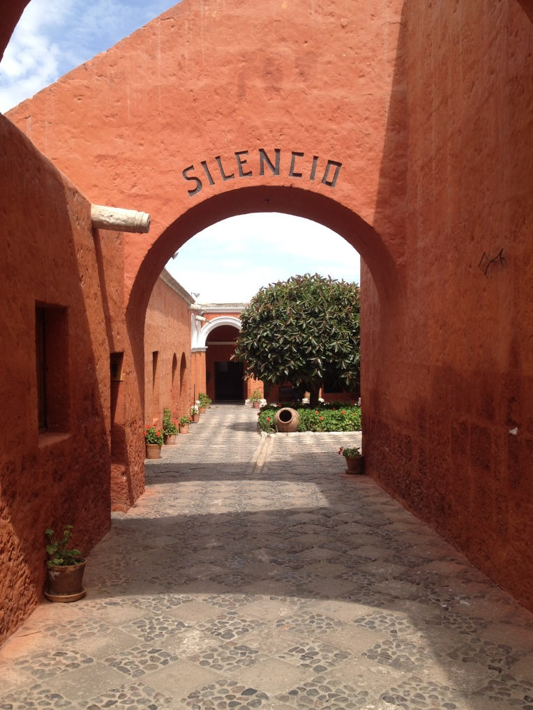 Silencio, Santa Catalina Monastery, Arequipa // A Slice of Peru
