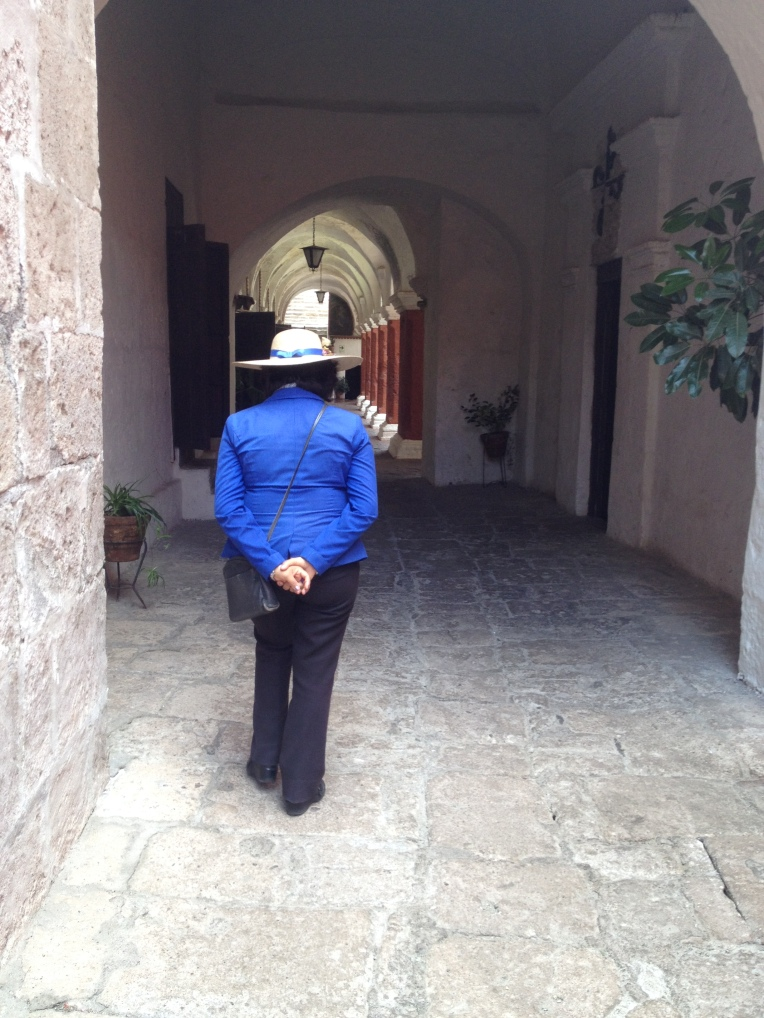 Patricia, Santa Catalina // A Slice of Peru