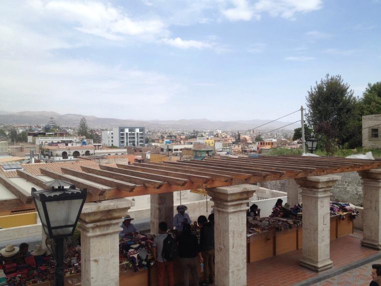 yanahuana lookout // A Slice of Peru