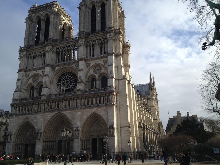 Notre Dame, Paris // A Slice of Peru