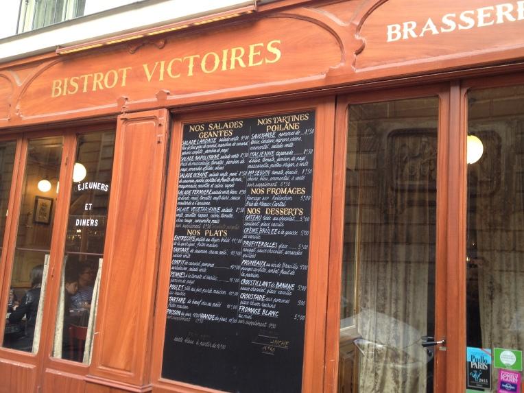 Bistrot Victoires, Paris // A Slice of Peru