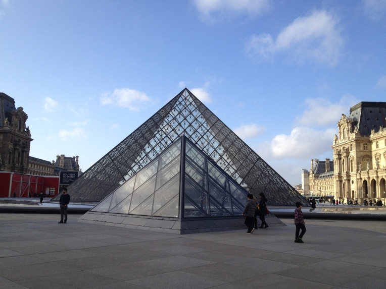 The Louvre, Paris // A Slice of Peru