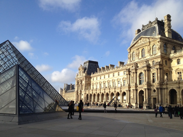 Paris // A Slice of Peru