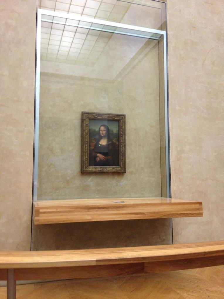 Louvre, Paris // A Slice of Peru